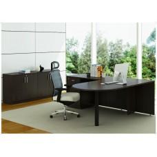 Bullet L-Shaped Desk