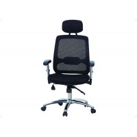 High Back Chair Fabric seat