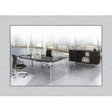 Glass Boardroom Table